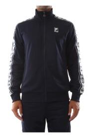 FILA 682.376 træningsjakke sweater mænd BLACK IRIS