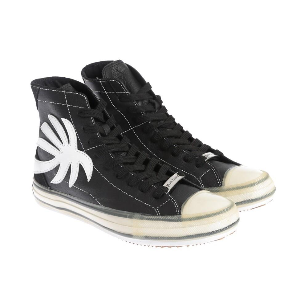 Black Sneakers | Palm Angels | Sneakers | Herenschoenen