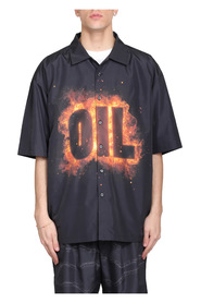 Oil Bowling Shirt