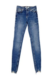 Low Rise Jeans Mid