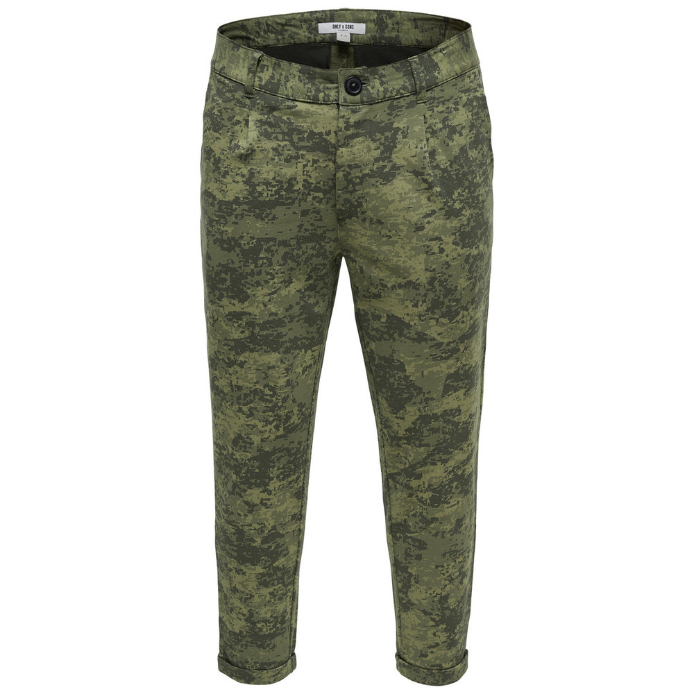Chinos Detailed