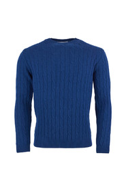 ECO CASHMERE CABLE KNIT