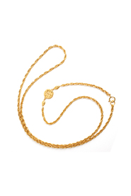Interlocking Long Elegant Chain necklace