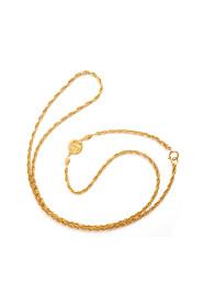 Interlocking Lång eleganta halsband