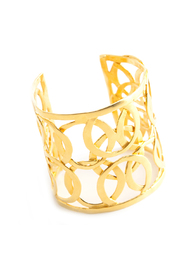 decorative cuff bracelet