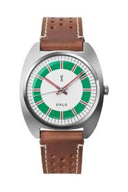Orlo Bowen - Steel Green - 39 Mm