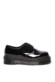 1461 Quad Patent Leather Platform Shoes