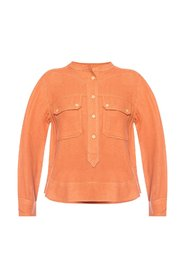 top with long sleeves
