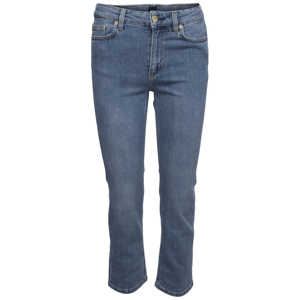 Filippa K Stella Washed Jeans Mid Blue