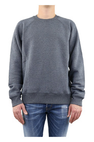 Finick Reverse Label Sweater