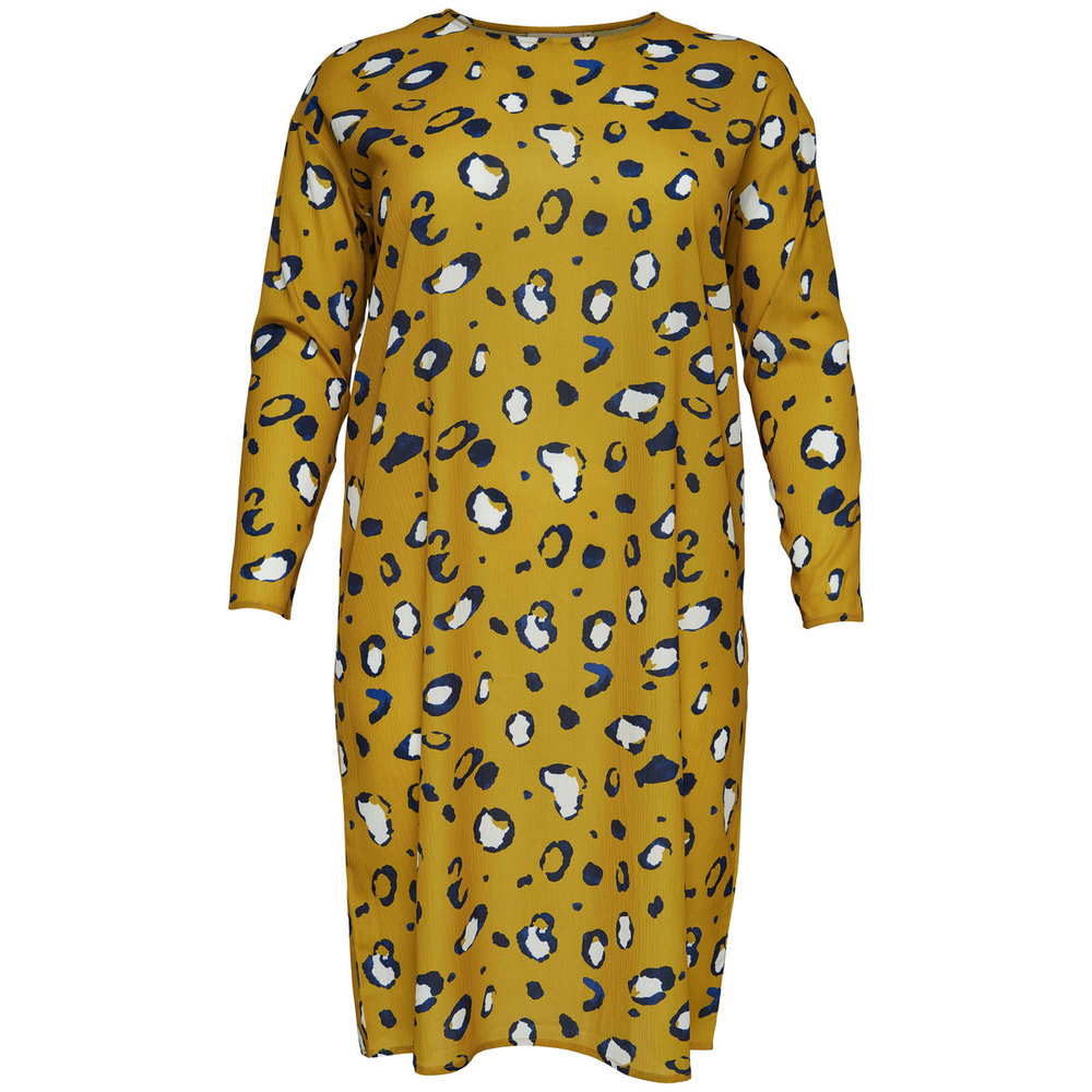 Dress Curvy printed