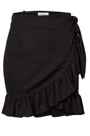 Pieces pccora wrap skirt
