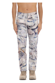 Abstract Jeans