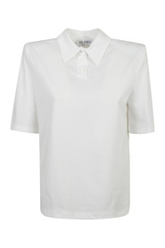 astrid polo shirt with logo embroidery
