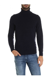turtleneck wool and cashmere ZACHA MID