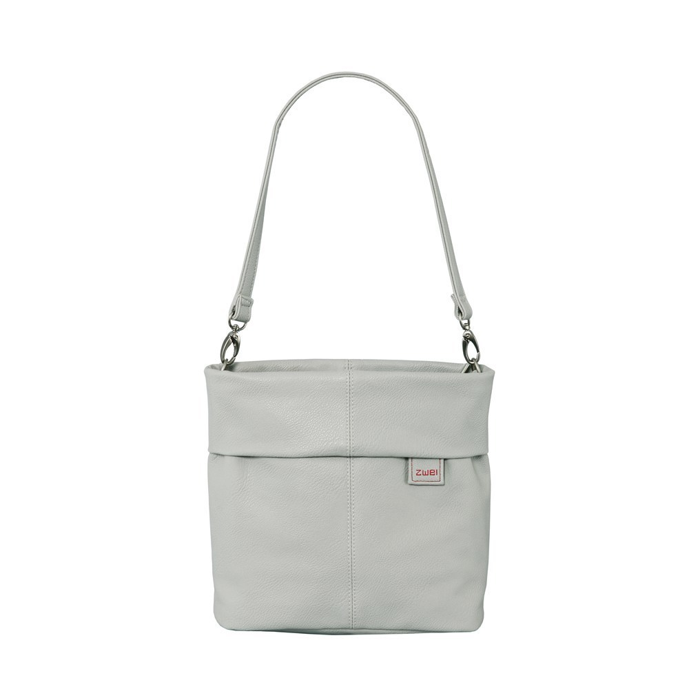 Grå Mademoiselle M8 Graphit | Zwei | Håndtasker | Miinto.dk