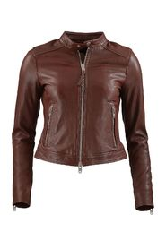 Leather jacket Rockandblue Rammy Henna