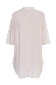 SHIRT L/S ROUNDED BOTTOM