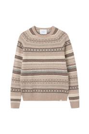 Eugene  knit o-neck - LDM310023-810810