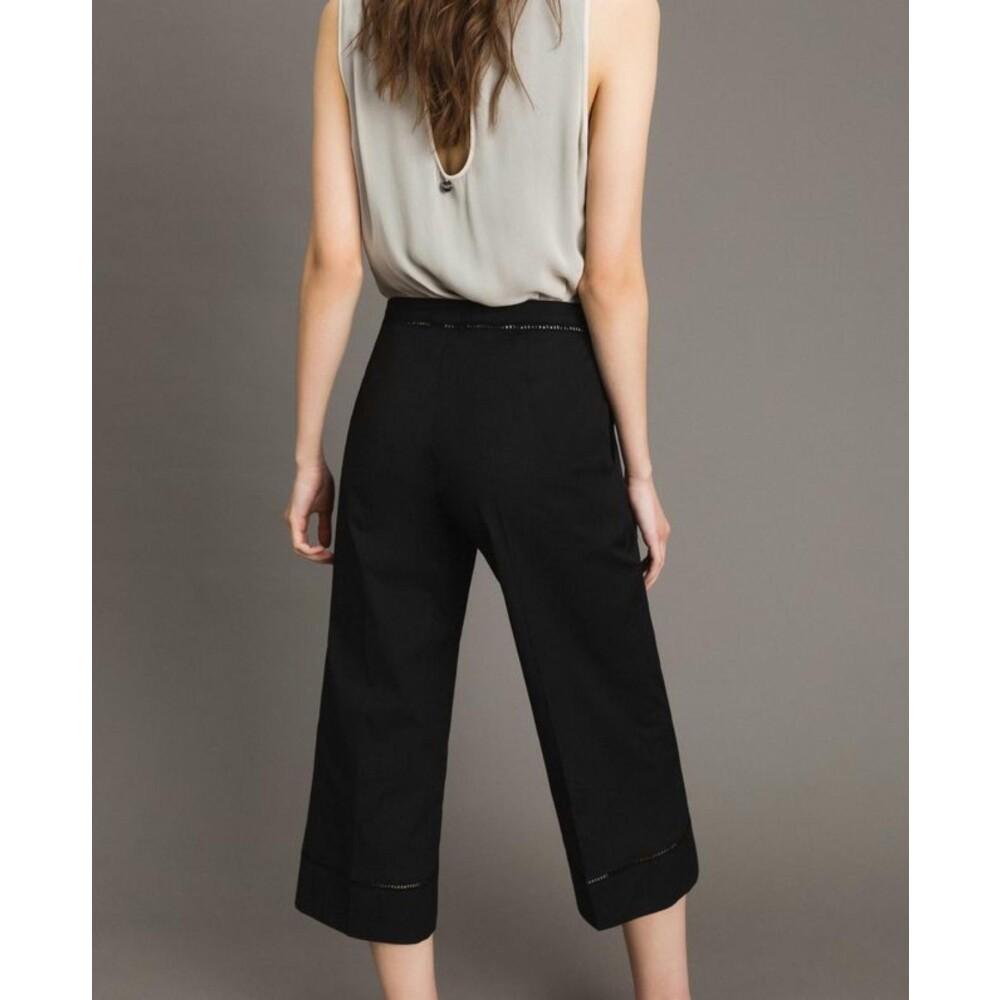 Twinset Black Pants Twinset