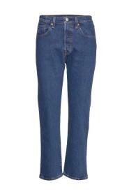 501 Crop Charleston Vision Pants