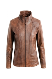 CLASSICA LEATHER JACKET