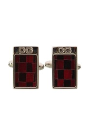 Brass Stone Cufflinks