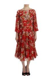Silk Maxi Runway Dress