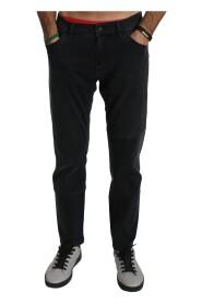 Bomuld Stretch Denim Trouser Jeans Pant