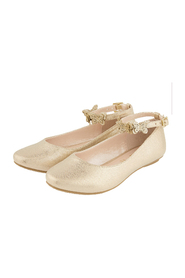 Butterfly Strap Shoes