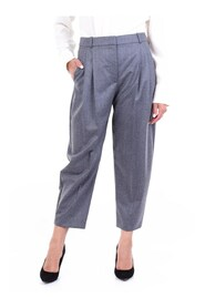 591964SNB53 Cropped Trousers