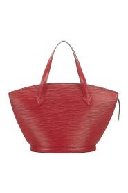 Epi Saint Jacques PM Short Strap Leather