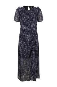 Jane Lushka MS919HS700 Dress Blue print