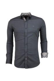 Bijzondere Heren Overhemden - Blanco Blouse - 3042