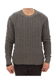 Runway Netz Pullover Netted Sweater