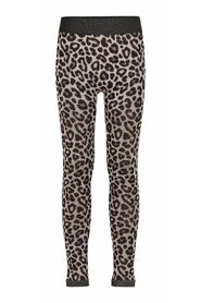 THE NEW Pure - Pure Cheetah Leggings (TNP1062) - Adobe Rose