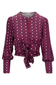 Eat to the beat Blouse