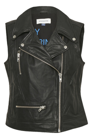 DHLeah Leather Waist Coat