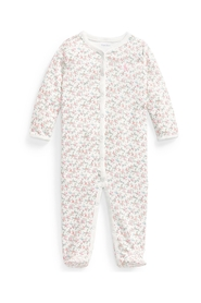Coverall Floral nightwear
