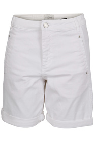 Hvit Five Units Jolie Shorts