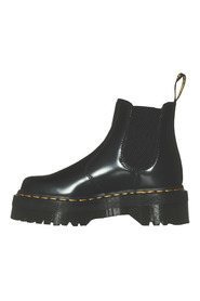 QUAD POLISHED SMOOTH BOOTS