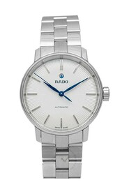 Couple Classic Automatic Silver Watch