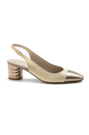 FRANCA With Heel Beige