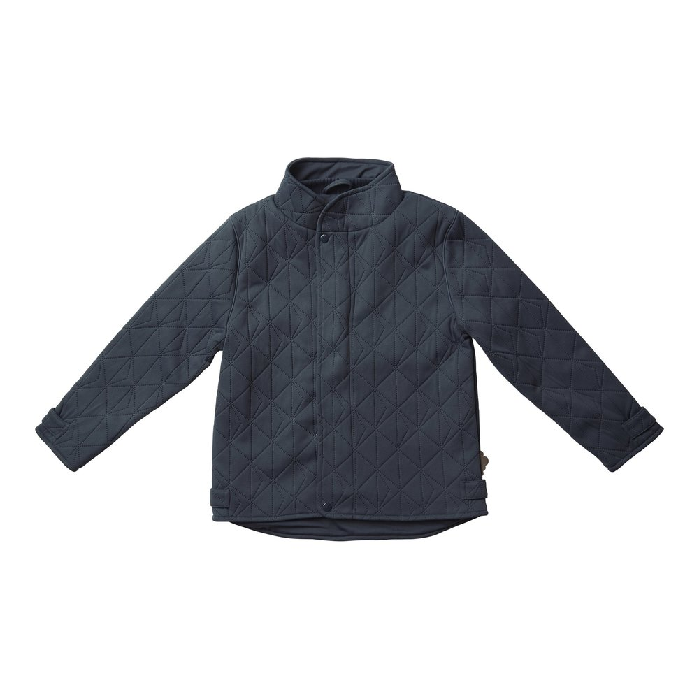 Little Leif Thermo Jacket, Deep Navy