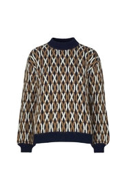 Anders Cable Knitwear