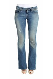 Stretch Flare Bootcut Jeans