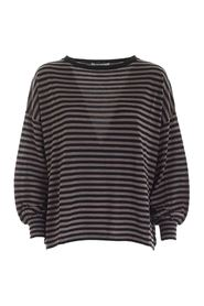 MILLERIGHE BOAT NECK SWEATER
