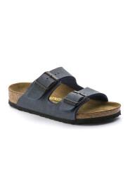 Mørkblå Birkenstock Sandaler