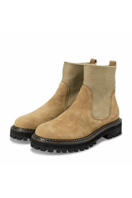 Suede Chelsea Støvler