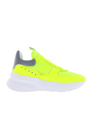 Fluo runner sneakers